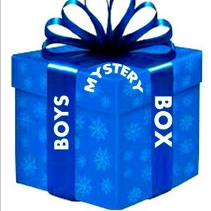 Boys mystery bundle box in various sizes!!!